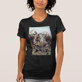Carga de caballería polaca camisetas