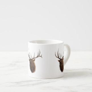 Carga de los alces taza espresso