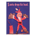 Carga del día de fiesta de Santa Felicitacion