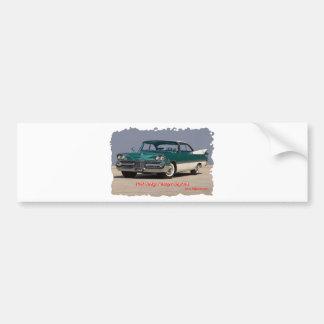 Cargador Daytona de 1968 Dodge Pegatina Para Auto