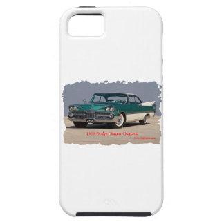 Cargador Daytona de 1968 Dodge iPhone 5 Protectores