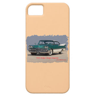 Cargador Daytona de 1968 Dodge iPhone 5 Cobertura