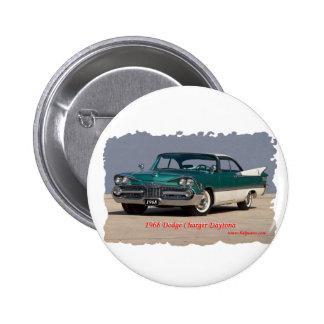 Cargador Daytona de 1968 Dodge Pin