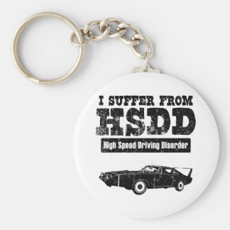 Cargador Daytona Hemi de 1970 Dodge Llaveros