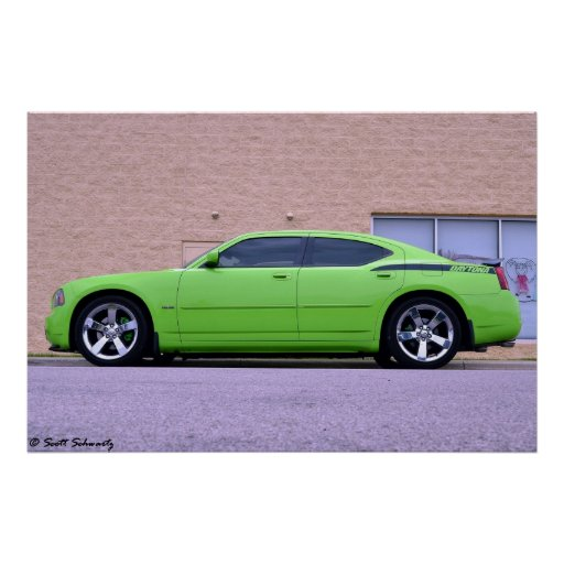 Cargador Daytona R/T de 2007 Dodge Impresiones