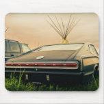Cargador de 1966 Dodge Alfombrillas De Raton