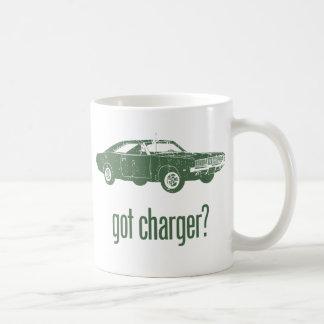 Cargador de 1969 Dodge Hemi Tazas