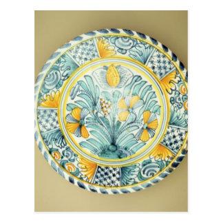 Cargador de Bluedash Delftware, cerámica de Lambet Postales