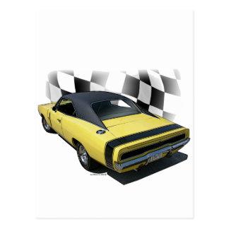 Cargador R/T de 1970 Dodge Postal