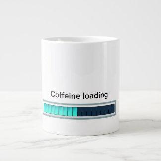 Cargamento de Coffeine Tazas Extra Grande