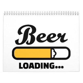 Cargamento de la cerveza calendario