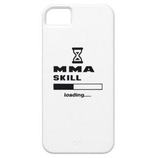 Cargamento de la habilidad del Muttahida Funda Para iPhone 5 Barely There