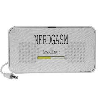 Cargamento de Nerdgasm iPhone Altavoces