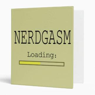 Cargamento de Nerdgasm (con la barra de los datos)