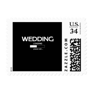 Cargamento del boda