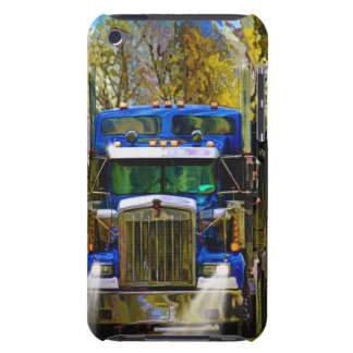 Cargo Freight Truck Driver's iPod Touch Case
