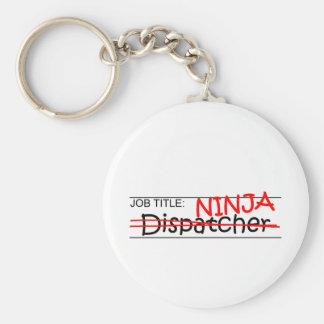 Cargo Ninja - despachador Llaveros