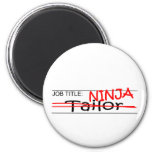 Cargo Ninja - sastre Iman De Frigorífico