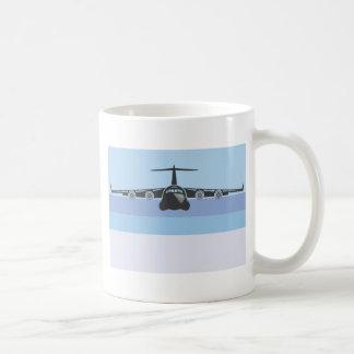 Cargo Plane Coffee Mug