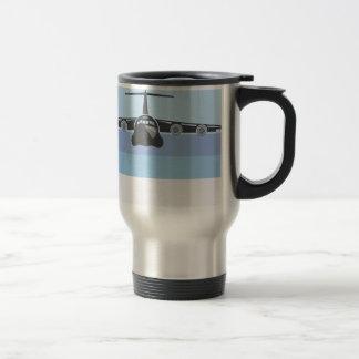Cargo Plane Travel Mug