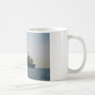 Cargo Ship Andermatt Coffee Mug