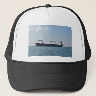 Cargo Ship Bozona Trucker Hat