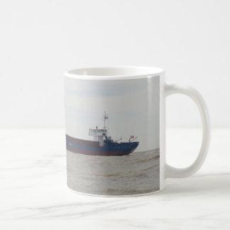 Cargo Ship Celtica Hav Coffee Mug