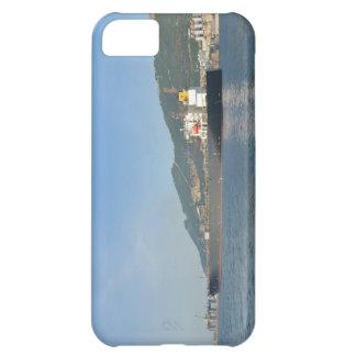 Cargo Ship Entering Gibraltar Case For iPhone 5C