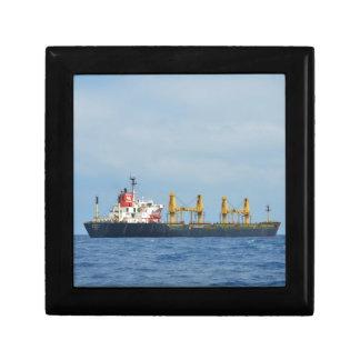 Cargo Ship Infinity Keepsake Box