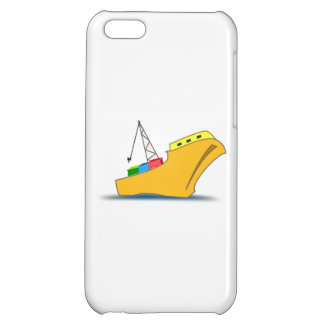 Cargo Ship Cover For iPhone 5C