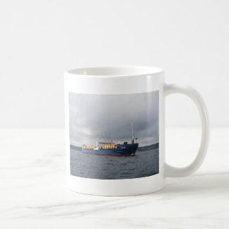 Cargo Ship Lotos 1 Coffee Mug