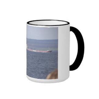 Cargo Ship Mug