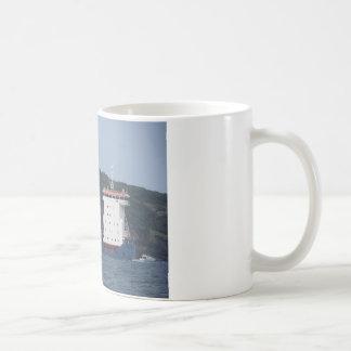 Cargo Ship Mustafa Sofuoglu Coffee Mug