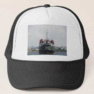 Cargo Ship Nurbala Trucker Hat