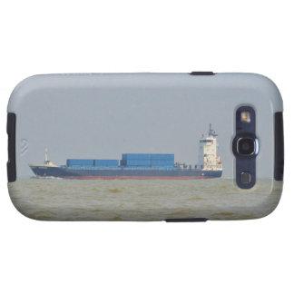 Cargo Ship Vantage Samsung Galaxy SIII Cases