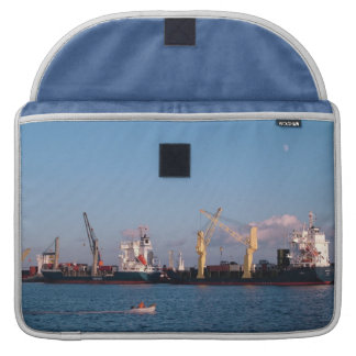 Cargo ships sleeves for MacBook pro
