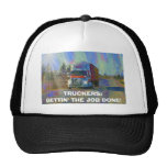 CARGO TRUCK BIG RIG TRUCKERS Hat