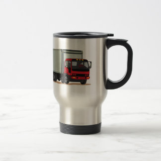 Cargo Truck Travel Mug