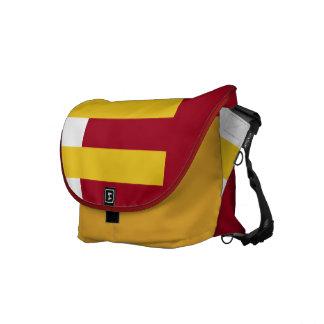 CarGold Confined Messenger Bag