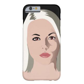 Cargue su caso de encargo del iPhone 6 de la foto Funda De iPhone 6 Barely There
