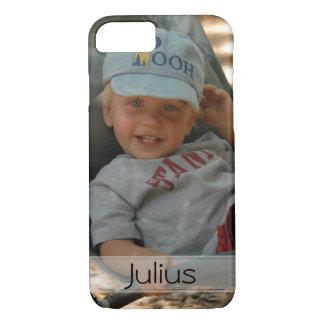 Cargue su caso del iPhone 7 de la foto Funda iPhone 7