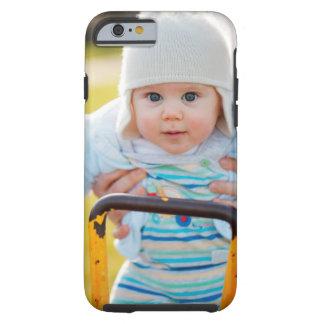 Cargue su propia foto funda resistente iPhone 6
