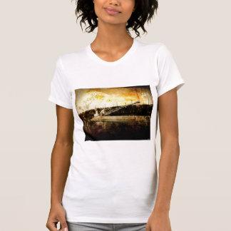 Carguero del mineral de hierro camiseta
