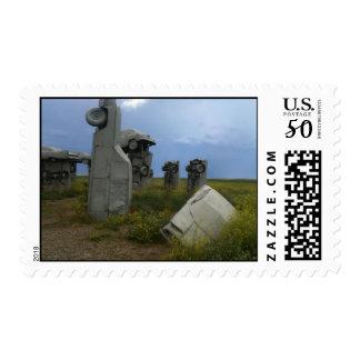 Carhenge Postage