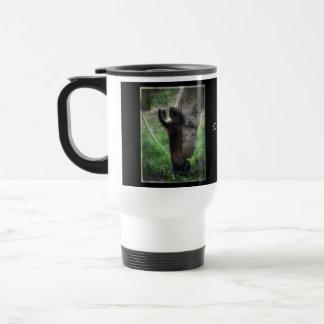 CARI Caribou Imprint Travel Mug