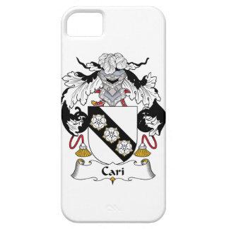 Cari Family Crest iPhone 5 Cover