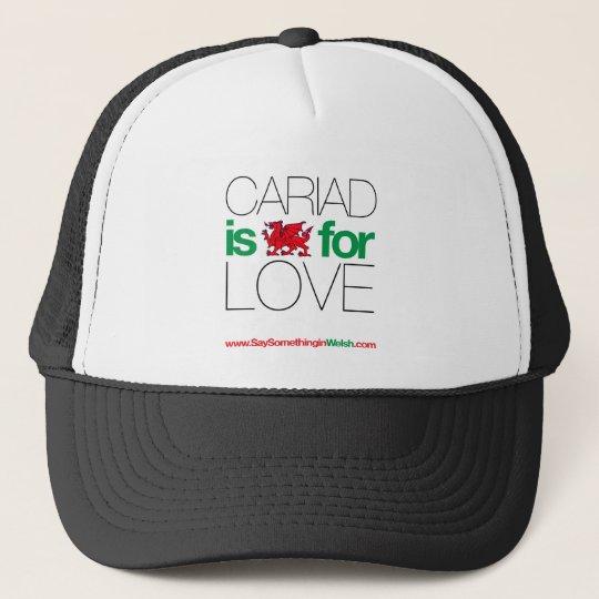 CARIAD TRUCKER HAT