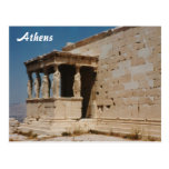 Cariatides - Athens Post Cards