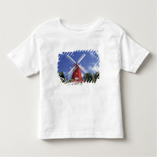 Caribbean, Aruba. Old Mill, converted into 'Mill Toddler T-shirt