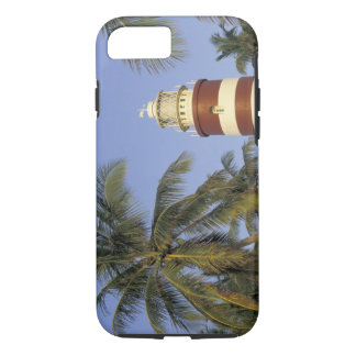 Caribbean, Bahamas, Abaco, Elbow Cay. Hopetown iPhone 7 Case